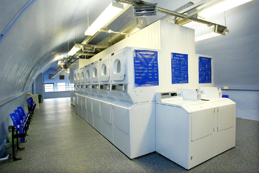 自助洗衣业务